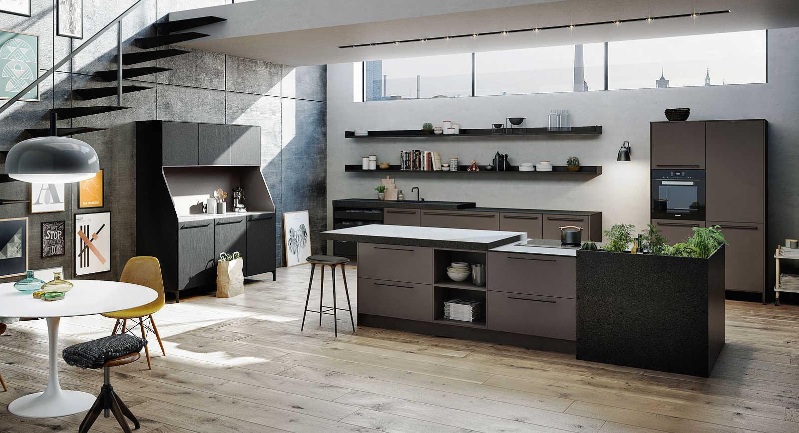 siematic k chen bonn k ln k chen galerie bonn. Black Bedroom Furniture Sets. Home Design Ideas