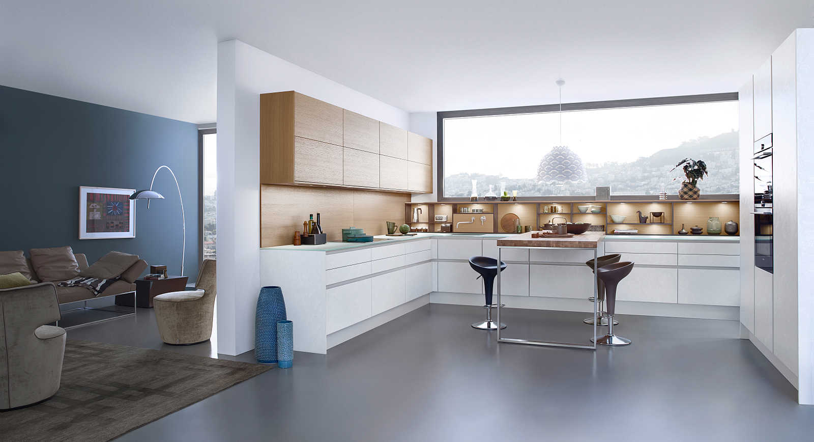 leicht k chen bonn k ln k chen galerie bonn. Black Bedroom Furniture Sets. Home Design Ideas