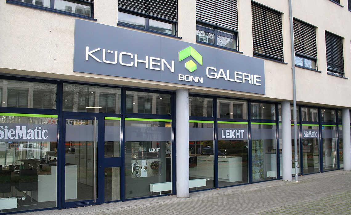 Kontakt Kuchenstudio Kuchen Galerie Bonn