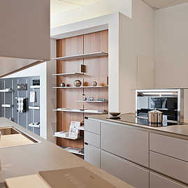 SieMatic Regal Floating Spaces